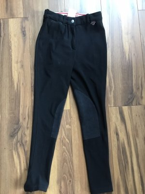 Red Horse Riding Trousers black