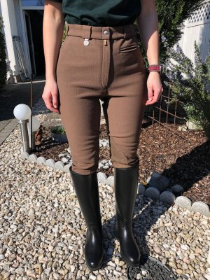 Pikeur Riding Trousers light brown-brown spandex