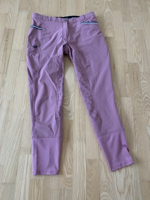 Spooks riding Pantalon d'équitation rose-bleu foncé polyamide