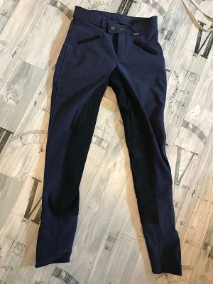 HKM Sports Equipment Riding Trousers dark blue