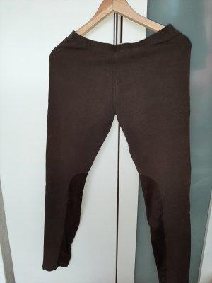 TCM Pantalon d'équitation brun foncé-brun noir