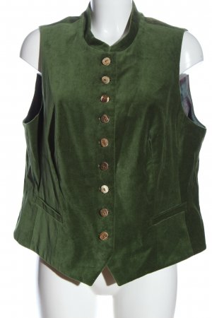 Reitmayer Long Knitted Vest green casual look