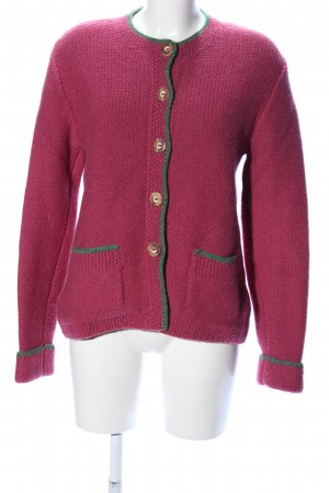 Reitmayer Wolljacke pink Casual-Look