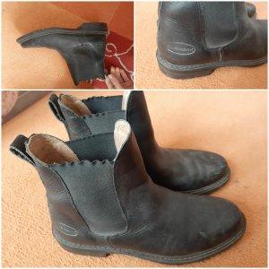 Buty jeździeckie czarny