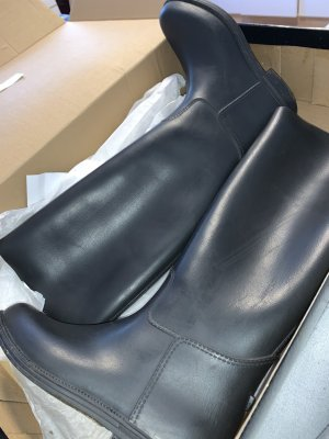 covalliero Riding Boots black