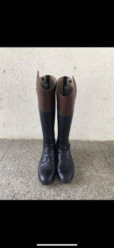 Busato Riding Boots brown-black