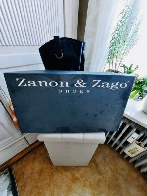 Zanon & Zago Riding Boots black
