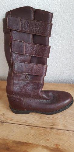 Hobo Botte d'équitation brun