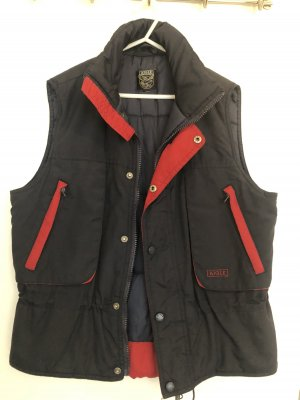 Aigle Sports Vests blue-red