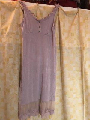 Culture Lace Dress mauve
