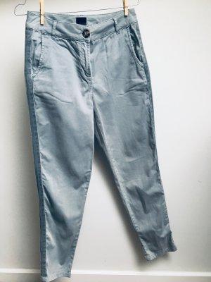 Reken Maar Pantalone chino blu pallido Cotone