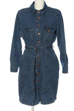 Reken Maar Jeanskleid blau Casual-Look