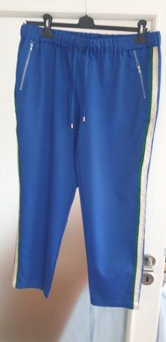 Reken Maar Pantalone a 7/8 blu neon