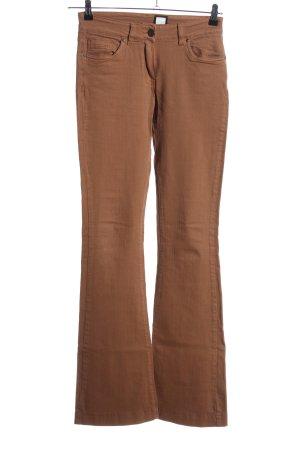 Reken Maar Jeans skinny marrone stile casual