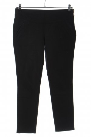 Reken Maar Pantalone jersey nero stile casual