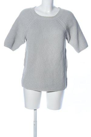Reken Maar Maglione lavorato a maglia grigio chiaro stile casual