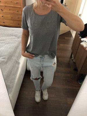 Reken Maar T-Shirt grau Shirt Gr. M Honey