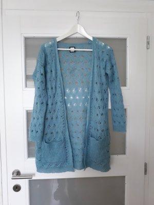 Reken Maar Crochet Cardigan multicolored
