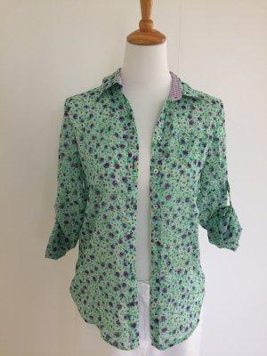 Daniel Hechter Shirt Blouse multicolored cotton