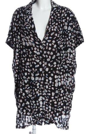 Religion Robe chemise imprimé allover style décontracté