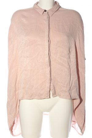 Religion Oversized Bluse nude Business-Look