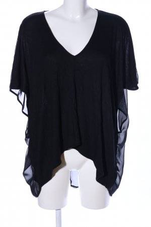Religion Mesh Shirt black casual look