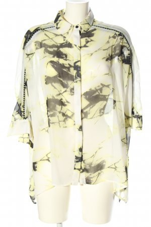 Religion Oversized Bluse mehrfarbig Casual-Look