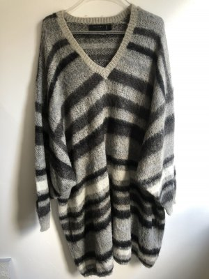 Religion Sweater Dress multicolored