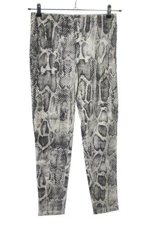 Religion Jeans stretch gris clair imprimé allover style extravagant