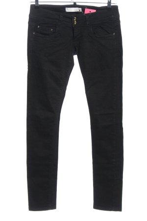 Relish Jeans a sigaretta nero stile casual