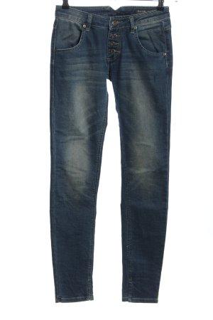 Remixx Jeans Slim Jeans blau Casual-Look