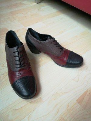 Remonte Chaussure à talons carrés multicolore