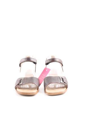 Remonte Riemchen-Sandaletten braun Casual-Look
