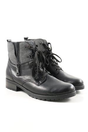 """Remonte Lace-up Boots """"W-lsxxln"""" black"""