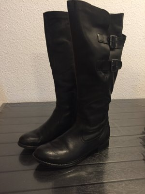 Remonte Wide Calf Boots black