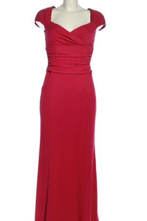 Rena Lange Abendkleid rot Elegant