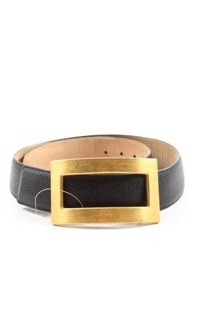 Rena Lange Belt Buckle black business style