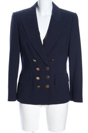 Rena Lange Kurz-Blazer blau Business-Look