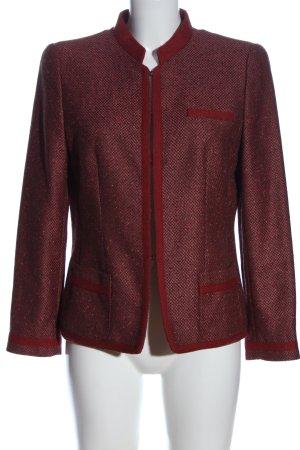 Rena Lange Kurz-Blazer rot Business-Look