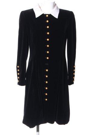 Rena Lange Long-Blazer mehrfarbig extravaganter Stil