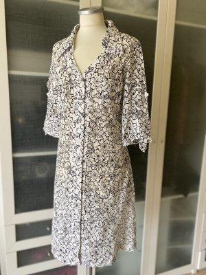 Rena Lange Mantel Kleid aus Spitze Gr 38