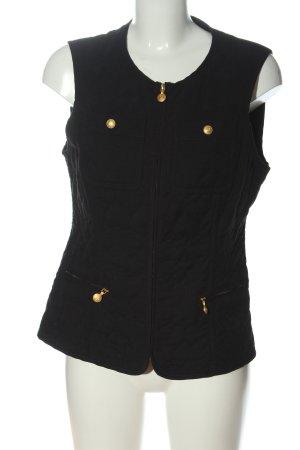 Rena Lange Sports Vests black casual look