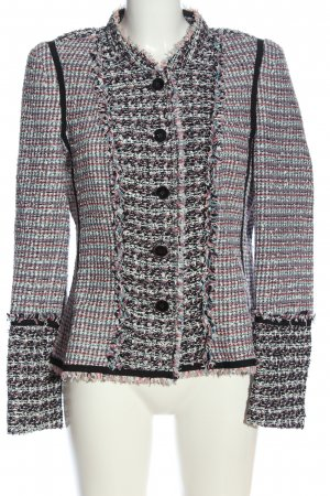 Rena Lange Knitted Blazer multicolored casual look