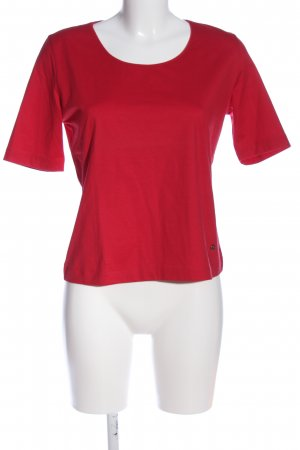 Rena Lange T-Shirt rot Casual-Look