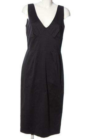 Rena Marx Midi Dress black elegant