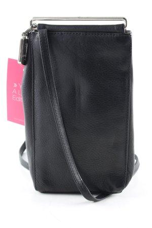 renato angi Minitasche schwarz Elegant