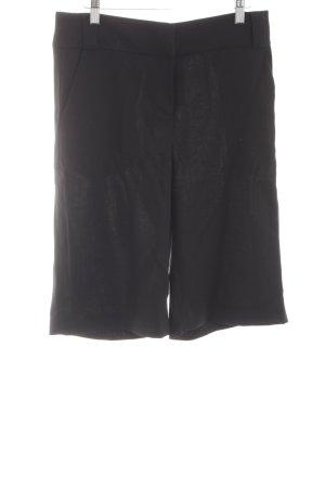 Renato Nucci Shorts schwarz Casual-Look