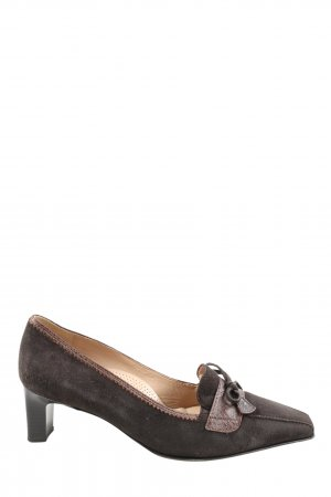 René by Ara Loafers bruin casual uitstraling