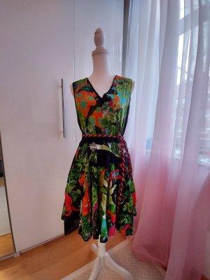 Rene Derhy Damen Kleid schwarz