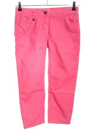 René Lezard 7/8-Hose pink Casual-Look
